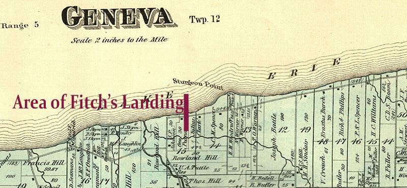 A Landing In Lake Erie For Shipping Lumber Gotl Summer